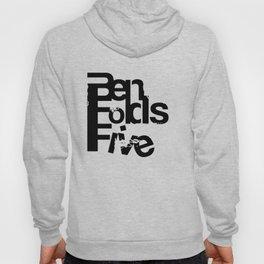 BEN FOLDS FIVE BLACK Hoody