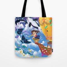 The Sea Wanderer Tote Bag