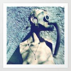 Modern Breath Art Print