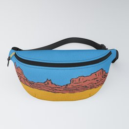 Monument Valley Fanny Pack