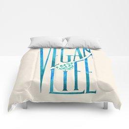Vegan Life Comforters