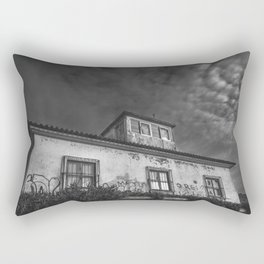 Old House II Rectangular Pillow