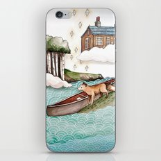 The Day We Saw the Sun Come Up iPhone & iPod Skin