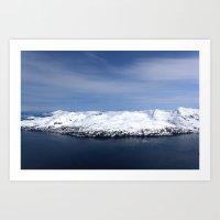 Whitter, Alaska Art Print