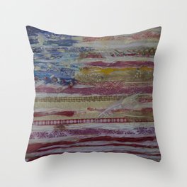 A Nation's Hope Throw Pillow