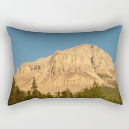 Other Side of Mountain Rectangular Pillow