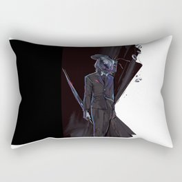 TPoH: Bringing the house down Rectangular Pillow