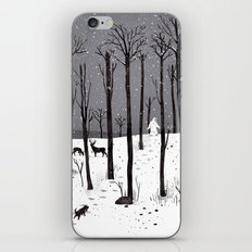 Mister Yeti's Great Escape iPhone & iPod Skin