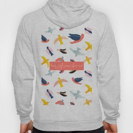 Fun bird Hoody