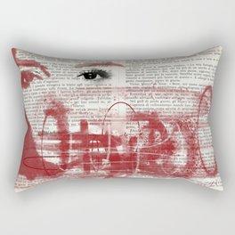 Eclipses Rectangular Pillow