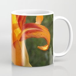 Yellow Orange DayLily Flower Coffee Mug