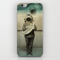 the diving bell Tuba quintet iPhone & iPod Skin