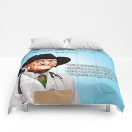 Dr. Fredrich Krueger  Comforters