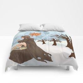 Caribou Coffee  Comforters