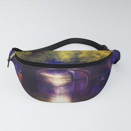 A small bridge Fanny Pack