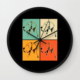 Great Dane Gift Idea for Dog Owner Wall Clock