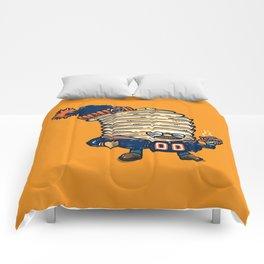 Da Pancakes Comforters