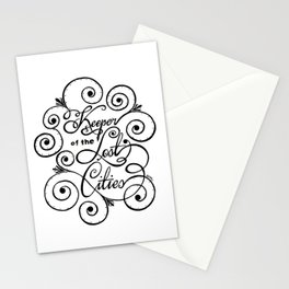 Keeper of the Lost Cities Stationery Cards