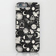 Lunar Pattern: Eclipse Slim Case iPhone 6