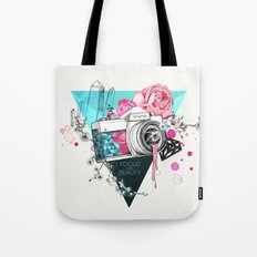 Focus on beauty Tote Bag