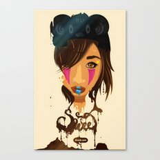 Sweet Canvas Print