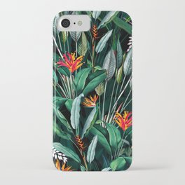 Midnight Garden V iPhone Case