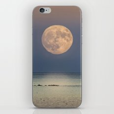 Spring Moonrise iPhone & iPod Skin
