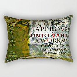 II Timothy 2:15 Rectangular Pillow