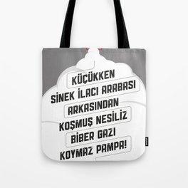 Sinek Aracı Tote Bag
