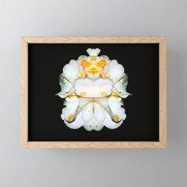 Botanical Abstract Framed Mini Art Print