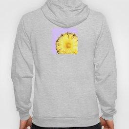 Pineapple on Lavender Hoody