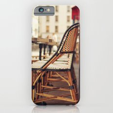 Paris Cafe iPhone 6s Slim Case