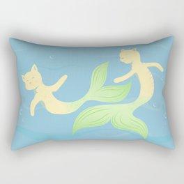 Purrrmaids Rectangular Pillow