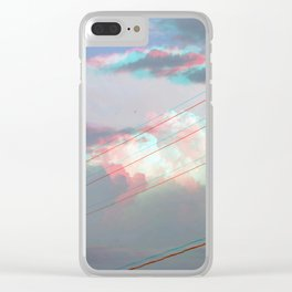 (parameters) Clear iPhone Case