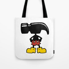 Hammer Hed Tote Bag