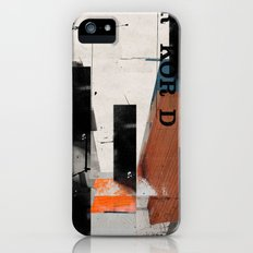 Conductor's Heaven Slim Case iPhone (5, 5s)