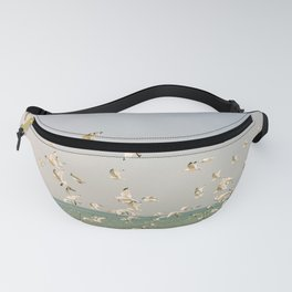 Flying Home Fanny Pack