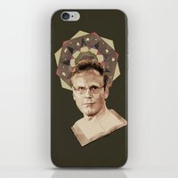 ben giles iPhone & iPod Skins featuring Giles by mycolour