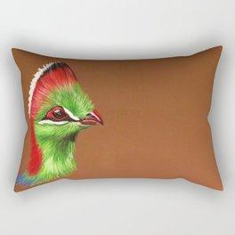 Turaco Rectangular Pillow