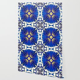Azulejos - Portuguese Tiles Wallpaper