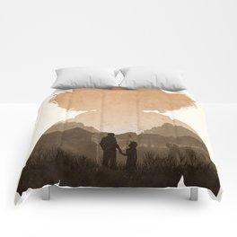 Clementine (TWD) Comforters