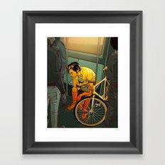 The Ride (2009) Framed Art Print