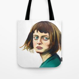 The Missing Girl Tote Bag