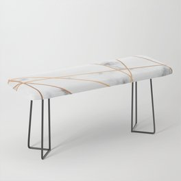 Marble Geometry 054 Bench