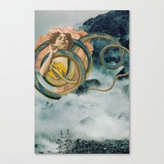 Cloud Mother Canvas Print