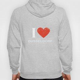 I Love Dusseldorf Hoody