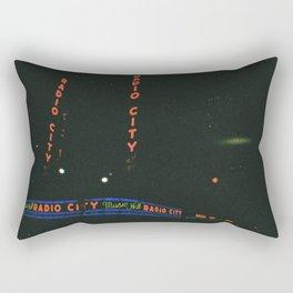 Radio City Music Hall, New York Rectangular Pillow
