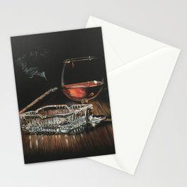 After Hours IV Stationery Cards