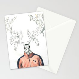 puma are not dead Stationery Cards