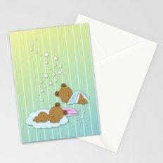 Sleepy Babies Stationery Cards